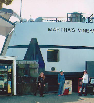 Ferry to Martha's Vineyard