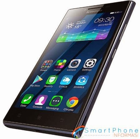 Harga LENOVO P70 Midnight Blue