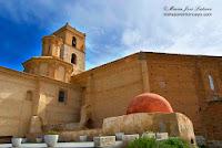 Magallón Iglesia San Lorenzo Martir Castillo de Magallón Moncayo Aragón