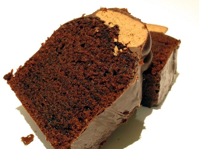 Pâtisserie Des Gâteaux et du Pain - Paris - Cake chocolat praliné