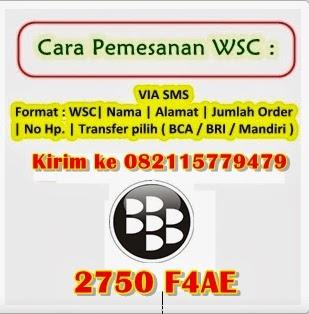 Harga Resmi WSC Biolo Original