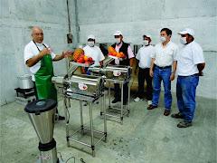 Fábrica instala em Tamaulipas – México
