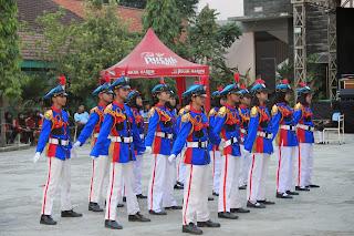 Komunitas Paskibra Sekolah Jawa Timur Lomba Smpn 36 Surabaya 5