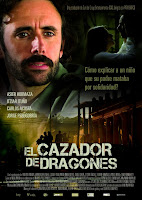 El cazador de dragones. Making Of. Cine