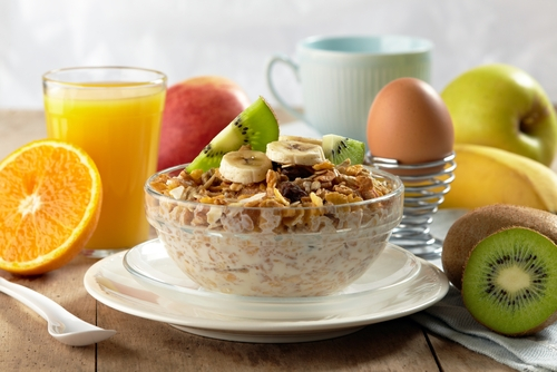 A High-Protein Breakfast Is the Best Breakfast for Weight Loss