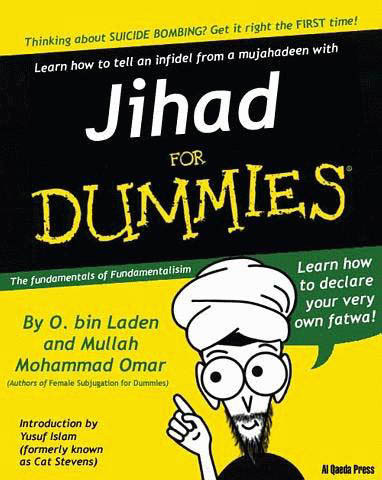 Funny Islam - Jihad For Dummies book picture