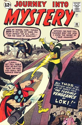 Journey into Mystery #88, Loki