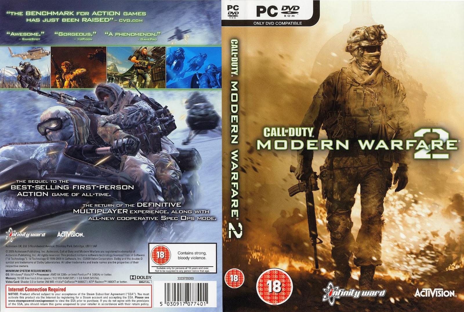 cod mw2 pc download