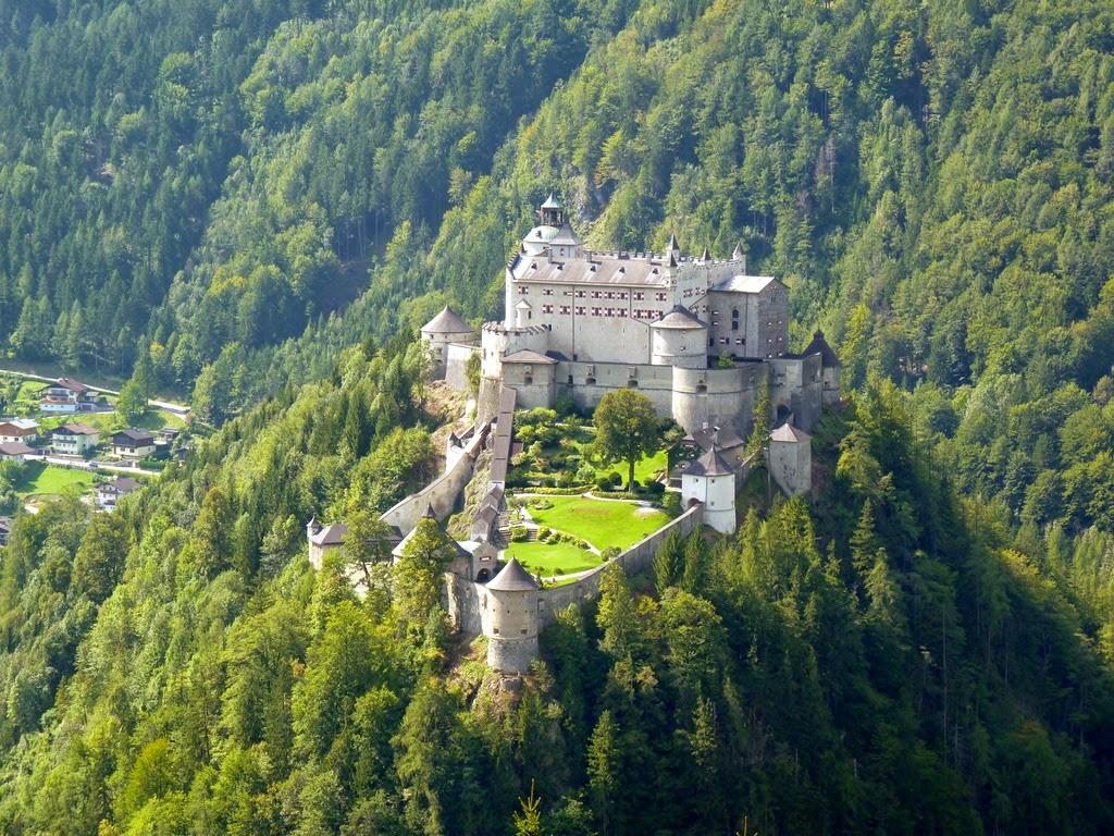 بلدة ويرفين في النمسا