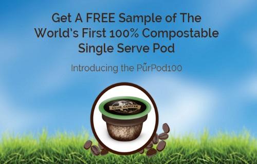 Club Coffee PurPod100 Free Samples