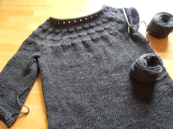 Knitting Jumpers For Beginners : Unite