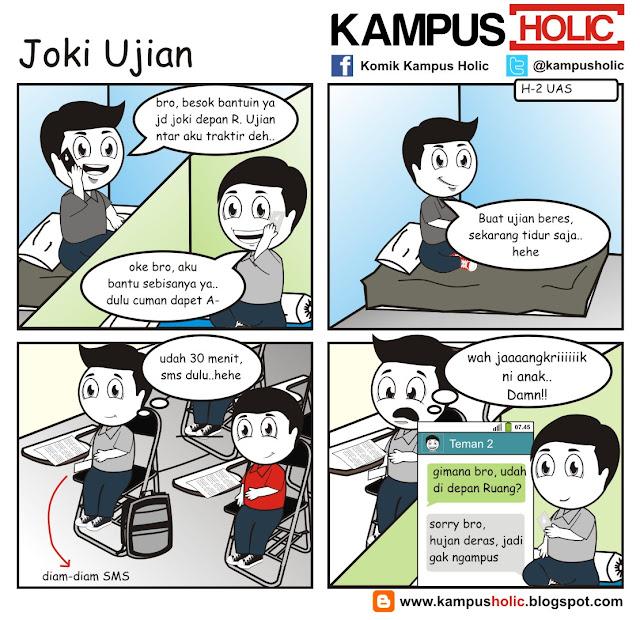 #015 Joki Ujian