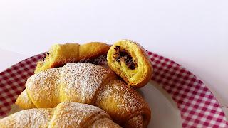 Brioches, Croissant, Chocolate