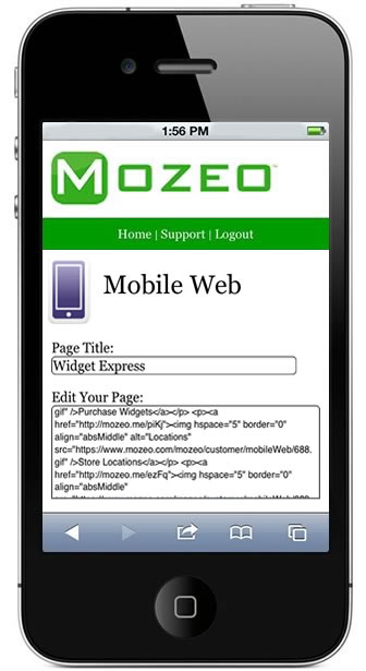 Build A Mobile Website
