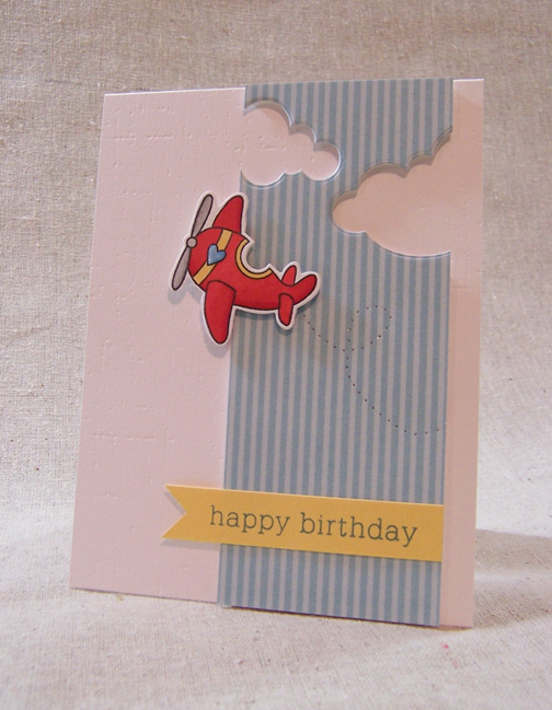 Dont Forget To Write Little Mans Birthday Card