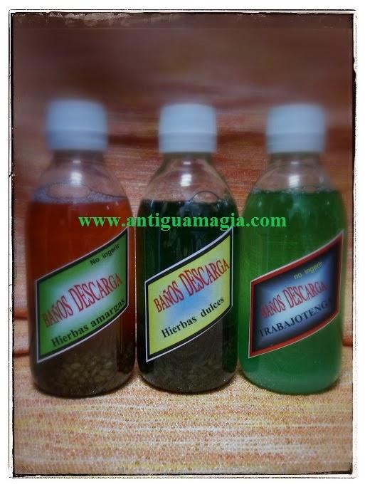 Baño Plantas Amargas:BAÑO DE DESCARGA HIERBAS AMARGAS 250 ml