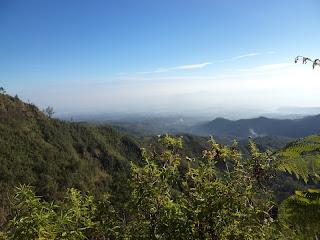 Panorama Alam Indah Gunung Wilis