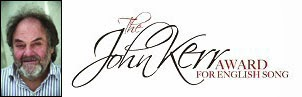 John Kerr Award for English Song