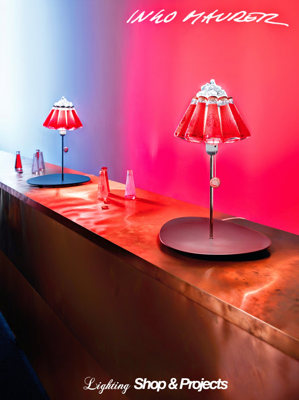 Campari by Ingo Maurer