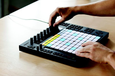 push, AbletonLive