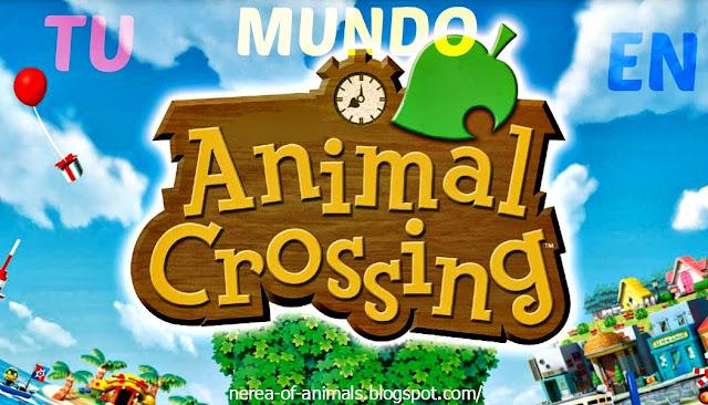 Tu mundo en Animal Crossing
