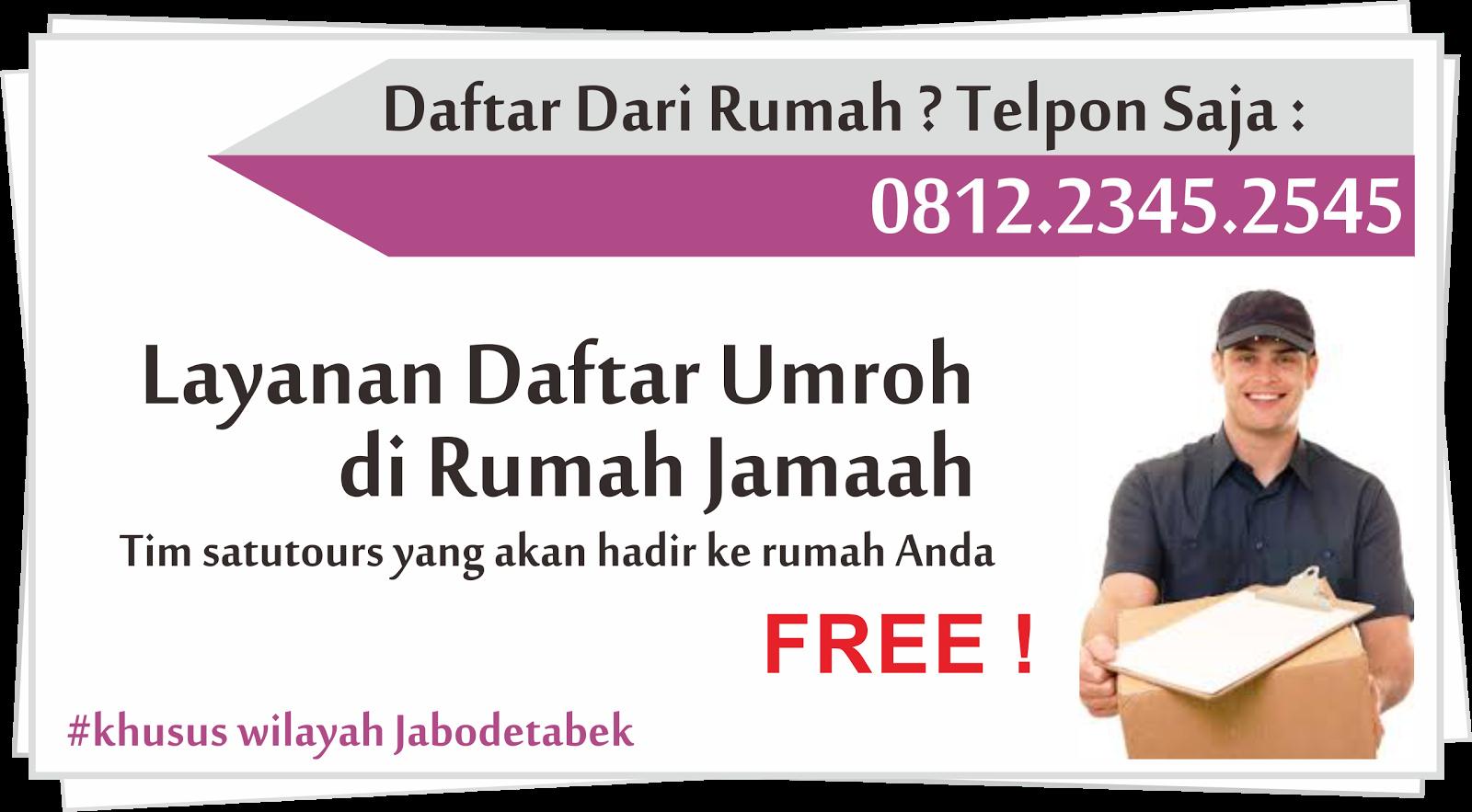Layanan Jemput Jamaah :