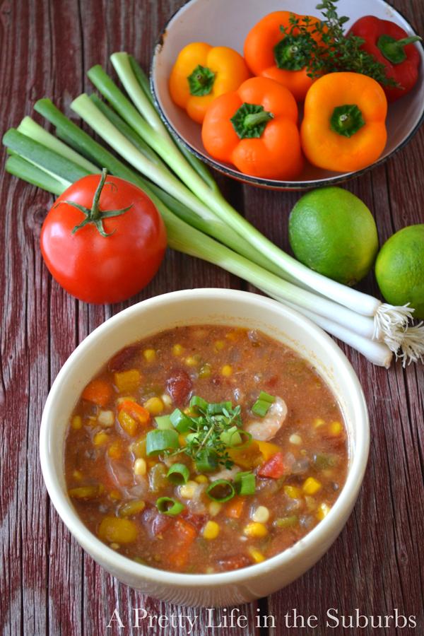 Friday Fiesta Chicken Stew