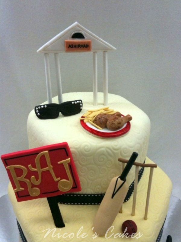 Birthday Cake Images With Name Raj : Confections, Cakes & Creations!: A Birthday Tribute!