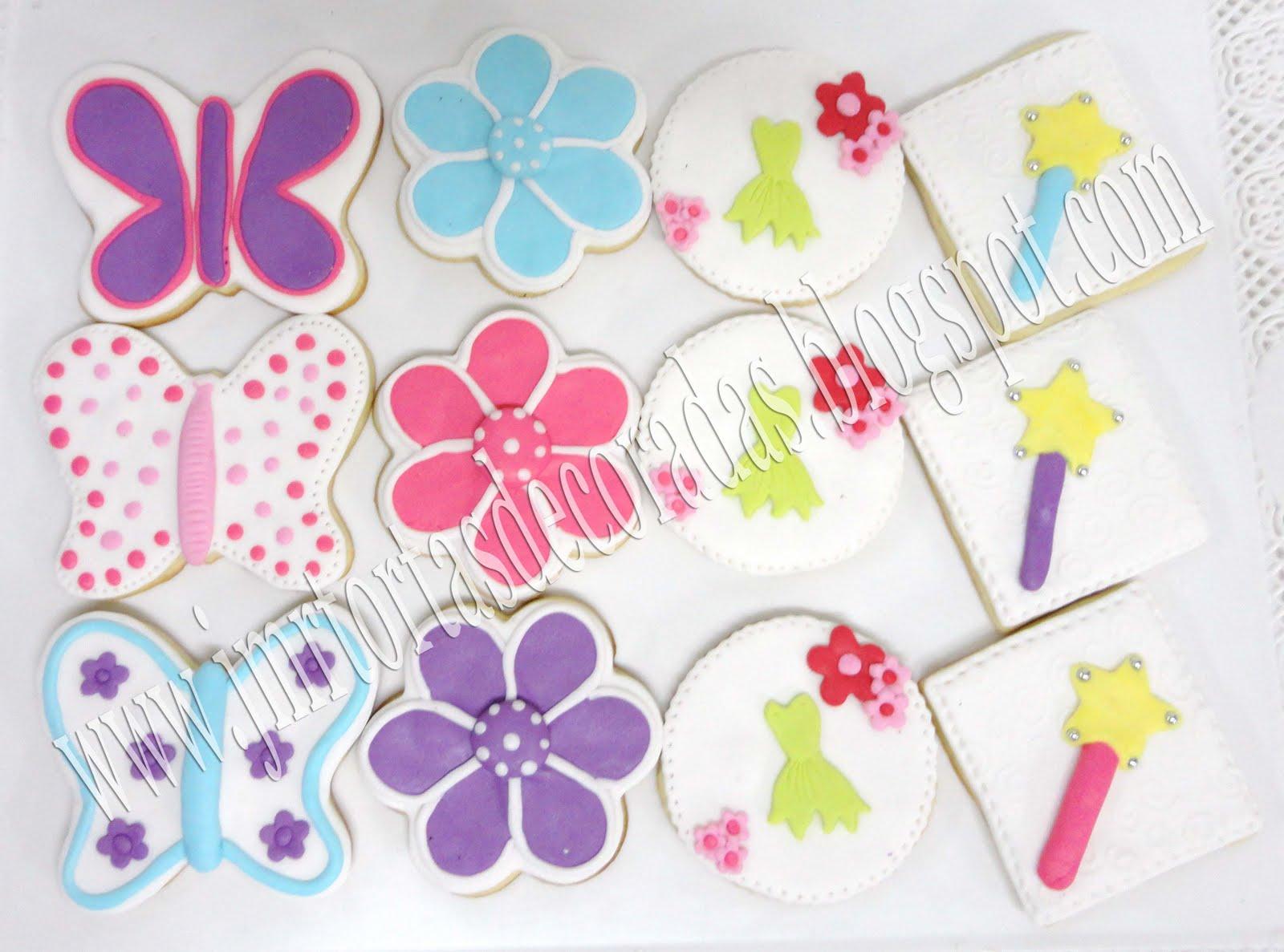 Cookies + Cupcakes Campanita Tinkerbell | JMR Tortas Decoradas