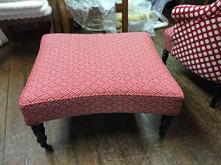 椅子の張り替え <ロルカ> MLF2246-02
