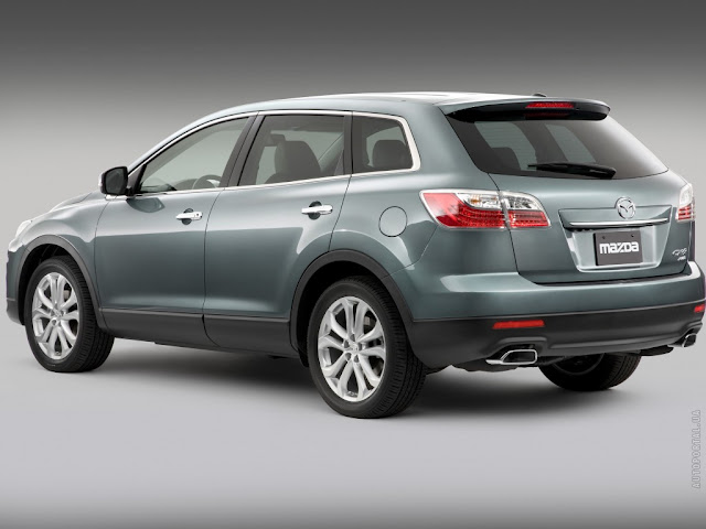 Mazda CX-9 new picture