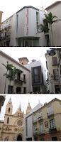 degradación del paisaje urbano histórico en el entorno arquitectónico del museo Thyssen de Málaga