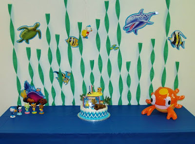 Octonauts Party http://splinteredvision.blogspot.com/