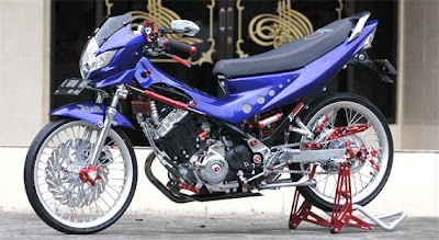 New Modification Satria FU 150