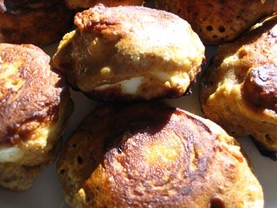 Egg Pakoras (Egg Bhajis)