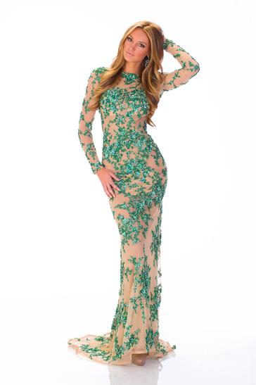 best evening gowns website