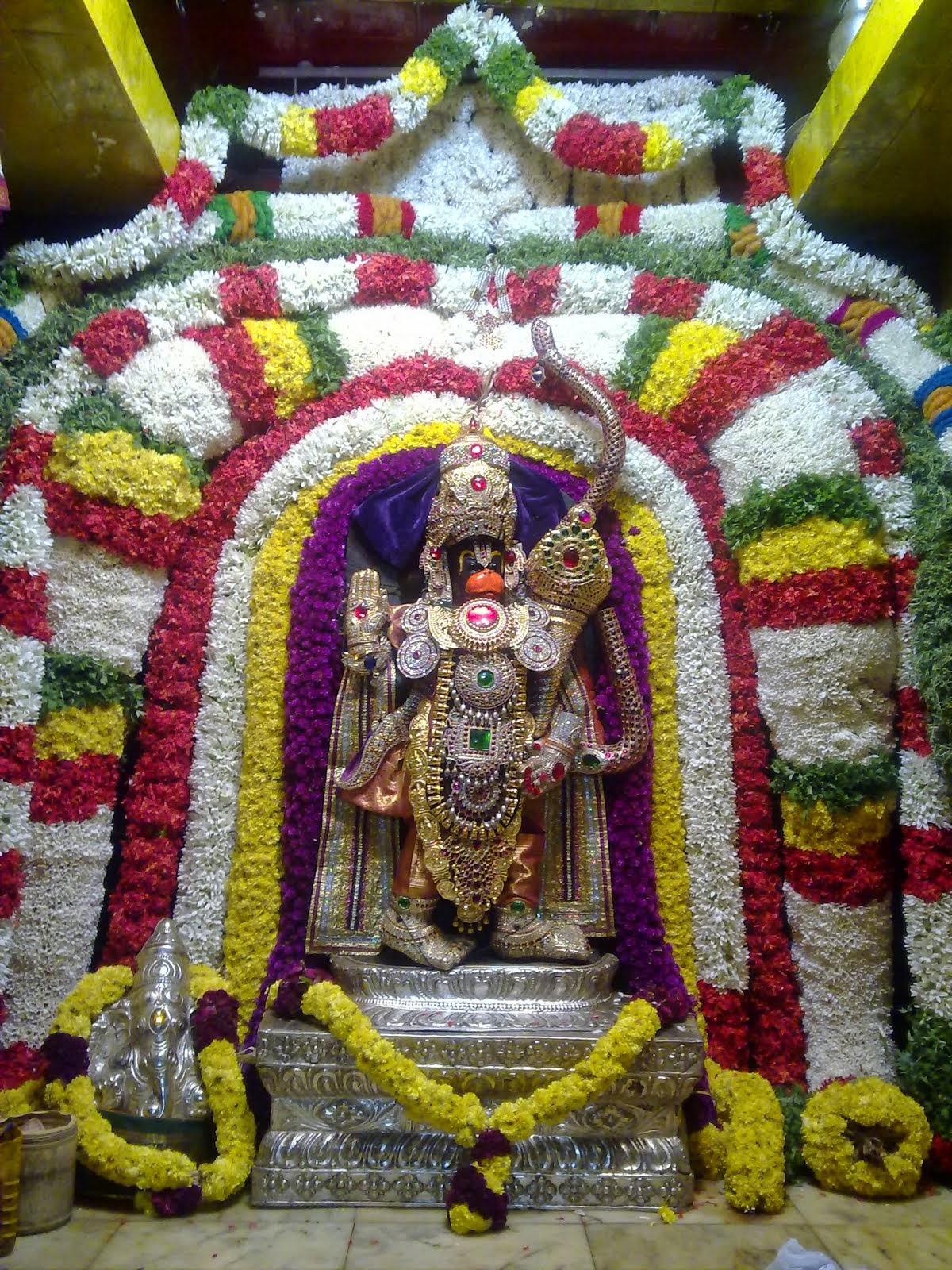 getwell anjaneyar hanuman temple tirunelveli