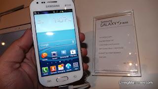 Samsung Galaxy S Duos (P7,990)