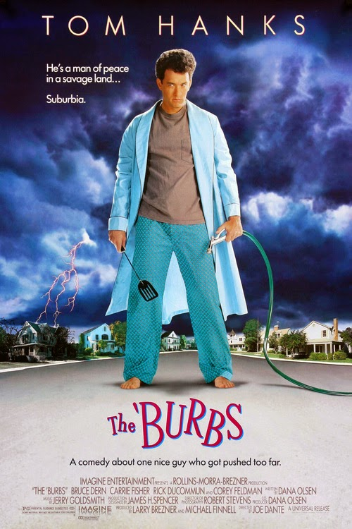 The Burbs 1989 Hindi Dubbed Dual BRRip 300mb