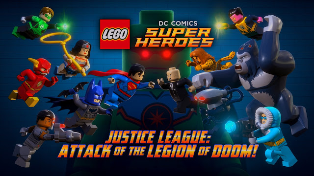 LEGO DC Comics Super Heroes, Justice League, Legion of Doom