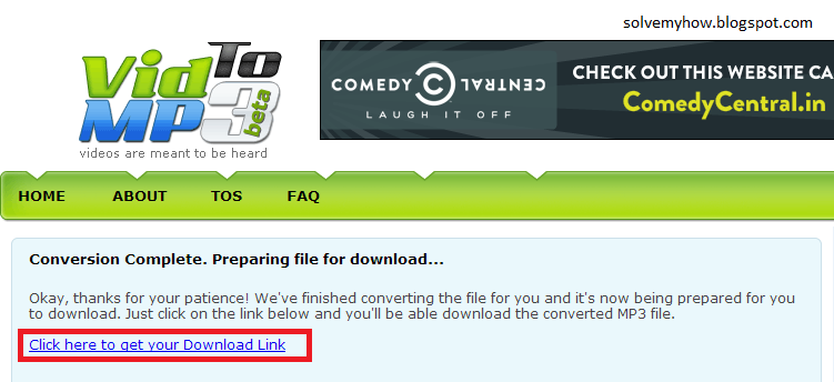 how to download just auduo from.youtube