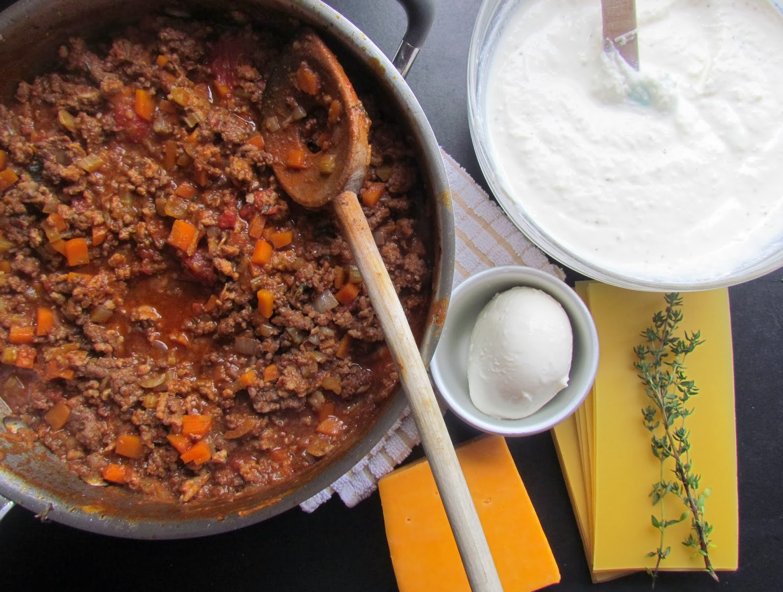 how to make gluten free lasagne sheets