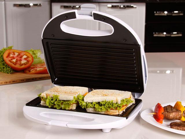Grill e Sanduicheiras, Praticidade no preparo de refeições