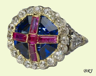 Queen Victoria's Coronation Ring