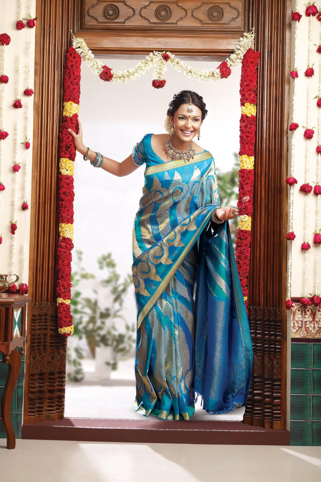 Marriage Sarees Rmkv Wedding Sarees