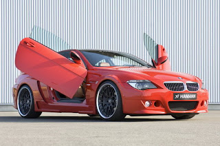 Hamann BMW M6 Wallpapers