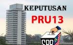 Keputusan PRU-13