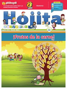 Hojita - Mes de Septiembre