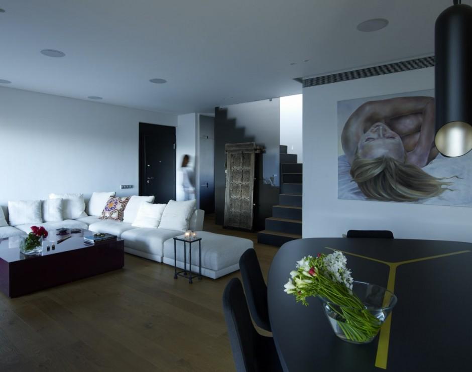 Hiasan Dalaman Apartment Yang Sangat 'Cosy' Oleh Spacelab Architecture ...