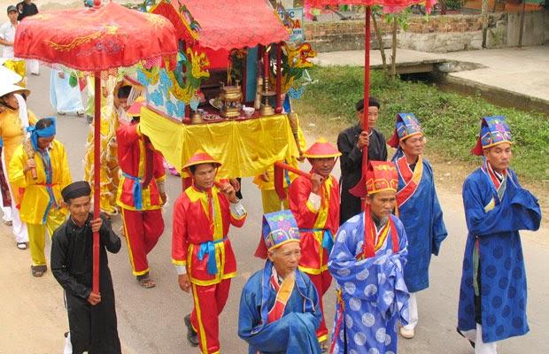 lễ hội làng túy loan đà nẵng